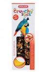 Crunchy Stick Parrot Arašidy / Banán 2ks Zolux