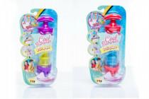 Tvořítko/tuba na zmrzlinu Pull Pops plast 20cm - mix barev