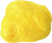 Sisálové vlákno 30 g žluté