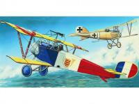 Model Nieuport 11/16 Bebe 12,9x16,2cm