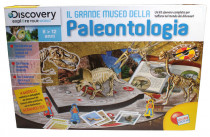Discovery paleontologie