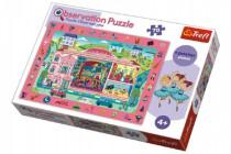 """Puzzle """"Hľadanie predmetov"""" Opera 48x34cm 70dílků"""