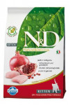 N & D Grain Free CAT KITTEN Chicken & Pomegranate 10kg