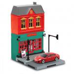 Sada Pošta + kovový model auta 1:64