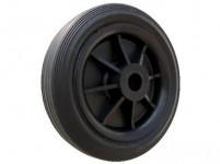 kolečko obruč ČER 125 / 12mm KL plastové, disk
