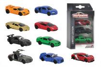 Auto kovové 3 ks Limitovaná edice - mix variant či barev