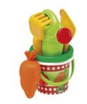 Kyblíček Zelenina s konvičkou a přísl.