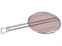 mriežka opekací okrúhla pr.29cm, dĺžka 60cm