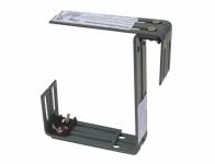 Box holder SURFINIA adjustable metal double 2pcs - VÝPREDAJ