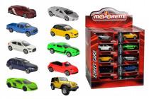 Autíčko kovové Street Cars - mix variantov či farieb