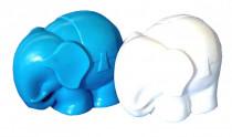 Slon - mix variantov či farieb