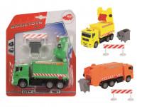Sběrné auto City Cleaner s přísl. - mix variant či barev