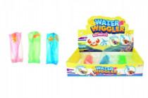 Vodný had morská zvieratka sliz 12cm - mix farieb