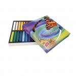 Suché pastely - 24 barev