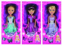 Princezna 50 cm Sparkle Girlz