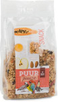 PUUR pauze pták - med+ořechy+ovoce, stř.a v.pap. 200 g