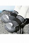 Topánočka ochranná Hurtta Outback Boots XXL čierna 2ks