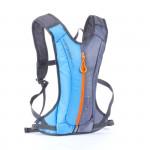 Spokey Hydro cyklistický a běžecký batoh 2l šedo/modrý, voděodolný