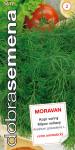 Dobrá semená Kôpor voňavý - Moravan 3g - VÝPREDAJ