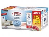 náplň do pohlcovača vlhkosti CSV-AERO 360, 4x450g tableta, ovocie