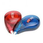 Ergo Tape 12ks - korekčný strojček červený a modrý mix (len celé balenie)