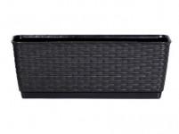 truhlík RATOLLA PW 49,2x17,2x17,4cm Antro (S433) záves. s miskou