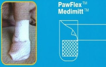 Ovínadlo elast. PawFlex medimitt L 10ks