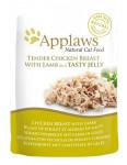 Applaws Cat kaps. kura a jahňacie v aspiku 70 g
