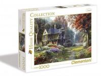 Puzzle 1000 dielikov Viktoriánska záhrada