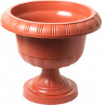 Čaše DK - terakota 27 cm