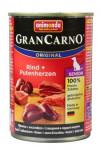 Animonda GranCarno dog konz. - 7+ hov, krůtí srdc 400 g