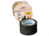 páska kobercová 50mmx10m textilná FEST TAPE - mix farieb
