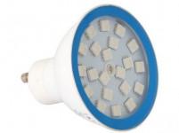 žiarovka LED pr.60mm, GU10, MR20,4W / 35lm / 3000K, MO, stmievateľná