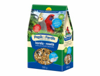 Zob Pepík & Ferdik pre stredné papagáje 500g