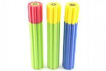 Vodné trubice penová striekacie 35cm - mix variantov či farieb