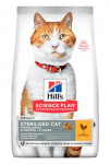 Hill's Fel. Dry Adult Young Sterilised Cat Chicken10kg