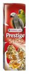 VL Prestige tyč v. papoušek - oříšky a med 2 ks, 140 g