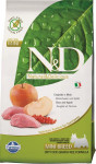 N & D Grain Free Dog Adult Mini Boar & Apple 2,5 kg