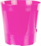 Obal Retro - tmavě růžový 17 cm