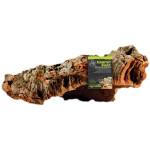 Dekorácie prírodný - kôra korok Medium Komodo 28x18cm - VÝPREDAJ