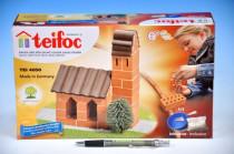 Stavebnice Teifoc Kostel