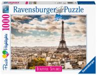 Paříž 1000 dílků