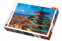 Puzzle Hora Fuji 1500 dielikov 85x58cm