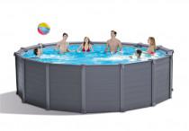 Bazénový set 4,78 x 1,24 m