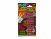 Hnojivo HOBBY GARDEN tyčinkové na balkónové kvety 20ks