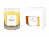 Sviečka v skle Parfum No.10 Tropické Mango vonná 250g