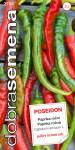 Dobrá semená Paprika zeleninová baraní roh - Poseidon, pálivý 40s