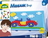 Mozaika veľká pre chlapcov