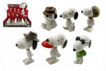 Snoopy figúrka plast 5cm - mix variantov či farieb