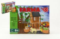 Stavebnice Dromader Farma 28404